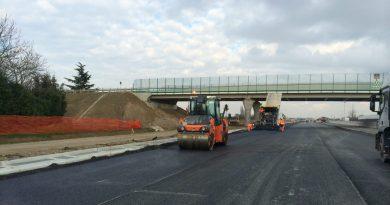 Chiusure autostradali in A4 per i lavori della terza corsia