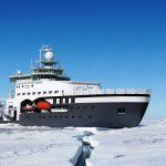 Varata Kronprins Haakon nave rompighiaccio di Fincantieri per la Norvegia