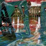Mostra dell'artista Fabio Di Bella dedicata a vedute di Trieste in chiave onirica