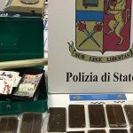 Spaccio di droga a Pordenone, trovati e sequestrati oltre 2 chili di hashish