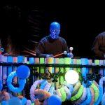 Teatro multisensoriale con i Blue Man Group per la prima volta in Italia