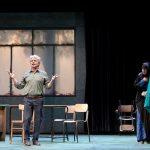 """""""L'ora del ricevimento"""" con Bentivoglio per la prima volta al teatro Rossetti"""