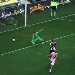Larga vittoria dell'Udinese in casa su un Palermo con la testa già in B. Le foto
