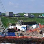 A4, terza corsia e nuovo ponte sul fiume Tagliamento: lavori a pieno ritmo