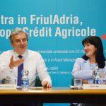 Assemblea Crédit Agricole FriulAdria con focus su agroalimentare e innovazione