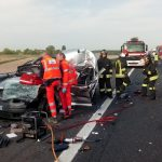 Due gravissimi incidenti in A4 tra San Stino e Portogruaro, morto il conducente di un'auto