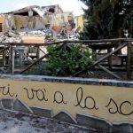 Studenti di Amatrice in visita a Trieste ricevuti dalle autorità nella sede dell'Unione degli istriani