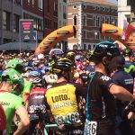 Parte da Pordenone la 20ª e penultima tappa del 100° Giro d'Italia. Fotogallery