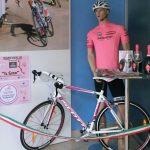 Giro d'Italia: il Concorso Vetrine di Confcommercio