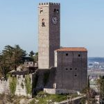 400 rintocchi del campanone del castello di Gemona per ricordare il 41° anniversario del terremoto