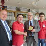 Gran Gelato a Pordenone festeggia 25 anni di tradizione artigianale