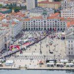 Festa dello sport: più di 8000 partecipanti al Trieste Running Festival