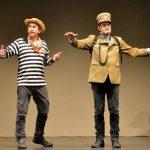 Pupkin Kabarett Show con i Papu per un'accoppiata incosciente