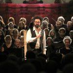 """Simone Cristicchi e la Mitteleuropa Orchestra con """"Orcolat 76"""" a Lignano Sabbiadoro"""