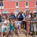 Al Palmanova Outlet inaugurata la nuova area giochi per bambini. Aumentano i visitatori