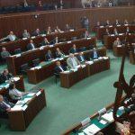 Bocciate per due voti le modifiche alla legge elettorale regionale