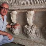 """Inaugurata la mostra """"Volti di Palmira ad Aquileia"""" nel ricordo dell'archeologo Khaled al-Asaad"""