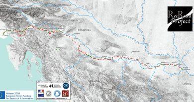 Da Aquileia a Belgrado a piedi, un viaggio di 794 km sull'antica strada romana