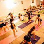 """Trans World Sport a Pordenone dalla scuola """"Yogah, l'arte dello Yoga"""""""
