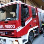 Incendio in casa, muore un'anziana donna