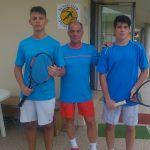 Maestri Progetto Tennis, una fucina di talenti