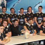 Rugby Udine Union Fvg, venerdì 8 settembre la presentazione ufficiale