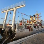 """La nave da ricerca oceanica """"OGS Explora"""" regina di Trieste Next: galleria fotografica"""