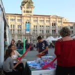"""Successo per la tre giorni di scienza in piazza """"Trieste Next"""": le foto"""