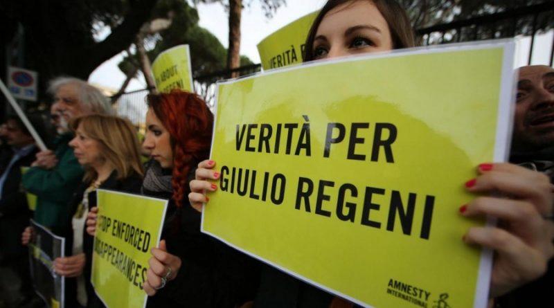 Ministri degli esteri italiano ed egiziano: impegno a completare le indagini su Regeni