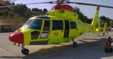 Cade parapendista decollato dal Valinis, recuperato con elicottero