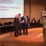 Interporto Pordenone, importante premio a Milano per il terminal