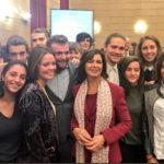 La presidente della Camera a Trieste incontra i ragazzi del liceo e i genitori di Giulio Regeni