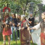"""Rievocazione storica a Trieste: la """"Legio I Italica"""" accampata nell'Orto Lapidario"""