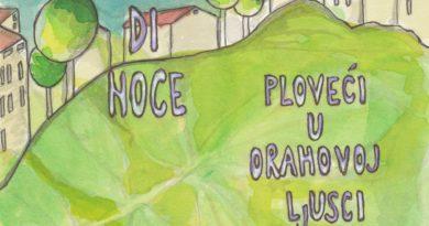 """Corrado Premuda e il suo nuovo libro """"A bordo di un guscio di noce"""" alla Ubik"""