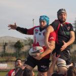 Rugby: il Venjulia la spunta sul Pordenone in casa con uno scatto d'orgoglio. Le foto