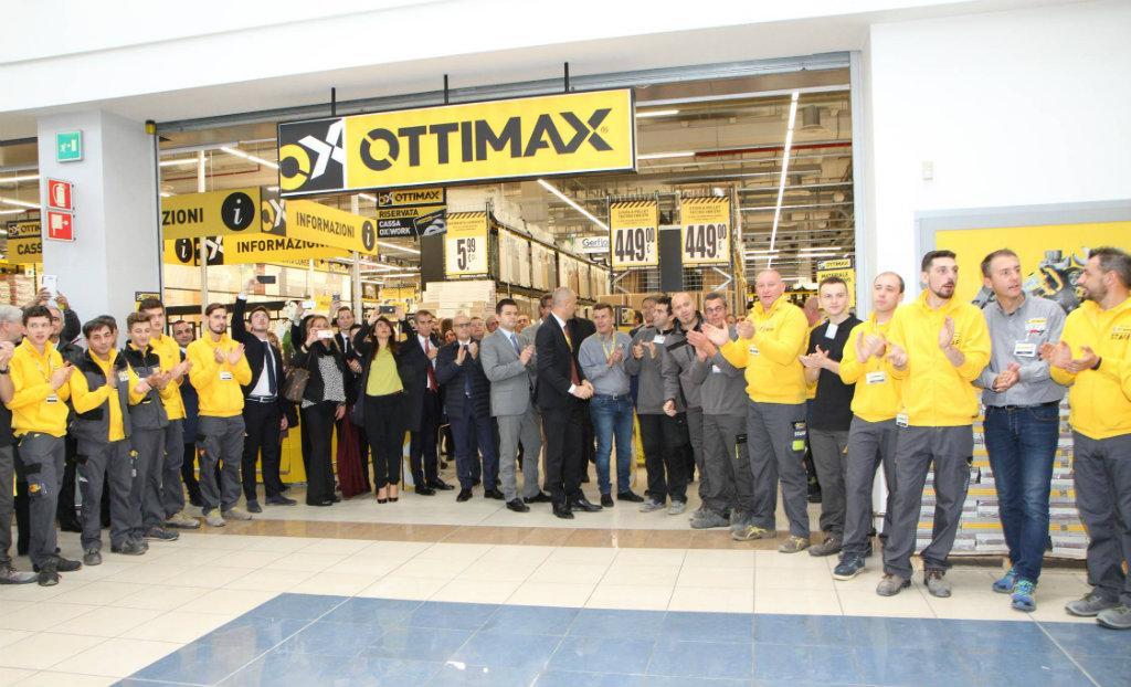 A gradisca d isonzo nuovo punto vendita ottimax ferramenta per