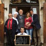 """Inizio il suo tour """"La cena perfetta"""" al Teatro Bobbio la nuova produzione della Contrada"""