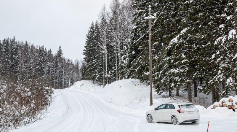 Sei in regola? Dal 15 novembre obbligo di dotazioni invernali sulle automobili in FVG