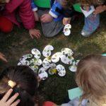 Giochiamo con la natura per famiglie con bambini a Prosecco