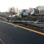 Incidente tra San Giorgio di Nogaro e Latisana, undici chilometri di coda