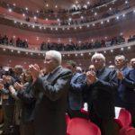 Il presidente della Repubblica Mattarella al 40° dell'Università di Udine