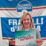Congresso nazionale di Fratelli d'Italia a Trieste con Giorgia Meloni. Assenti Salvini e Berlusconi