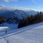 Da sabato 2 dicembre si scia in Friuli Venezia Giulia, primo week end a metà prezzo