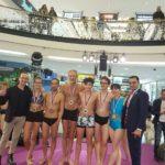La Scuola Yogah di Pordenone protagonista all'European Cup