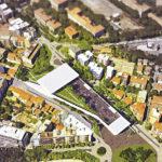 Riqualificazione dell'area Fiera di Trieste, presentato il progetto. Le foto