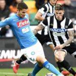 Il Napoli vince a Udine su rigore. Il mister Oddo: bene i bianconeri. Scontri fra tifosi, un arresto