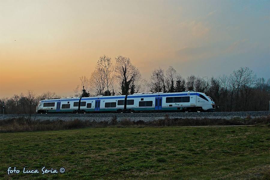 Ferrovia Sacile Gemona, riecco i treni. Domenica l inaugurazione  foto su   sacilegemonaintreno - Ilfriuliveneziagiulia c5cc2d463b