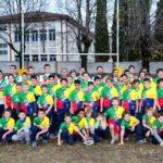 """Rugby, a Polcenigo crescono nuove cucciolate di """"Lupi"""" (Il video)"""
