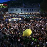 Valzer in piazza Unità, Trieste a caccia del Guinness per il ballo più partecipato