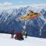 Slavine nel weekend sulle montagne del Friuli: grave uno sciatore, due feriti